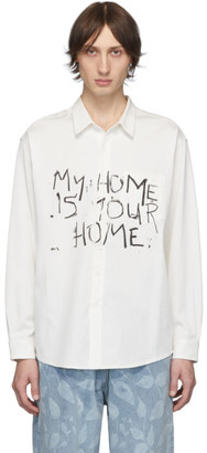 Billy White Graphic Home Shirt