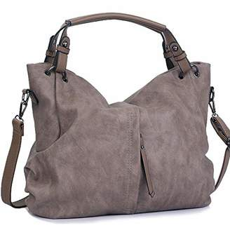 Handbags Hobo Shoulder Bags PU Leather Multi-pocket Purses and Handbags With Adjustable Shoulder Strap