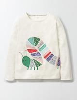 Boden Wildlife Patchwork T-Shirt