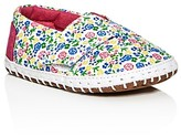 Toms Girls' Alpargata Floral Sneakers - Baby