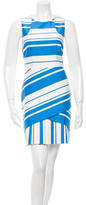 Karen Millen Striped Mini Dress w/ Tags