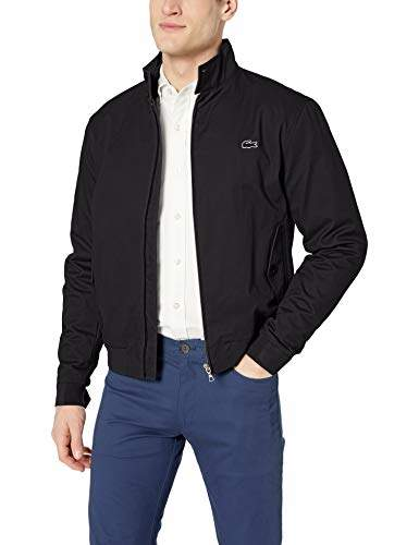 e285b21b97 Men's Lightweight Harrington Cotton Twill Jacket
