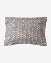 Toast Floral Cascade Organic Pillowcase