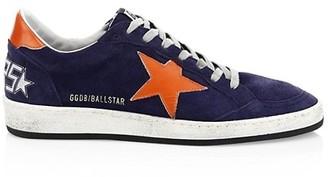 Golden Goose Men's Star Leather Sneakers
