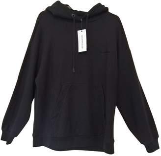 HOLZWEILER Black Cotton Knitwear