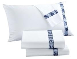 Chic Home Lux-bed Sarita Garden 4-Pc King Sheet Set Bedding
