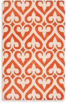 Bed Bath & Beyond Jill Rosenwald® Zuna Rug in Orange