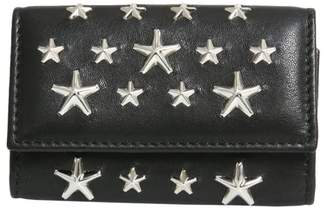 Jimmy Choo Neptune Star Key Holder Wallet