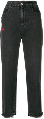 Stella McCartney Star Embellished Jeans