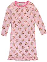 "Rene Rofe Big Girls' ""Owl's Heart"" Nightgown"
