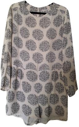 Sea New York Multicolour Silk Shorts
