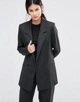 Gestuz Myla Pin Stripe Blazer