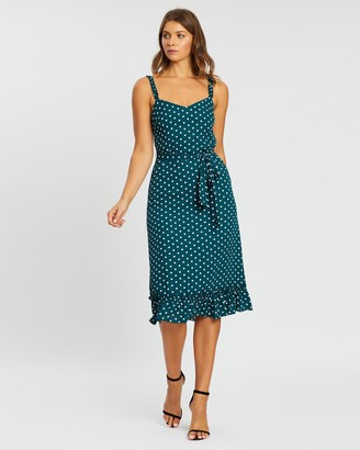 Atmos & Here Hayley Spot Dress