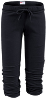 Soffe Black Football Capri Pants