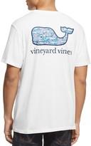 Vineyard Vines Graphic Logo Pocket Tee