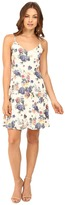 Brigitte Bailey Benni Sleeveless Floral Dress