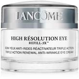 Lancôme High Résolution Eye Refill-3X Triple Action Renewal Anti-Wrinkle Eye Cream