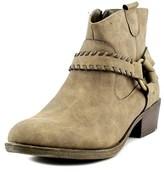XOXO Gillian Women Round Toe Synthetic Ankle Boot.