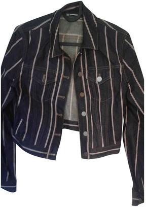 Alexander Wang Navy Denim - Jeans Jackets