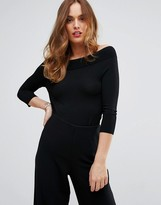 Sisley Bardot Lightweight Knit Top