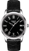 Tissot T0334101605301 Classic Dream leather watch