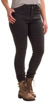 NYDJ Ami Stretch Super-Skinny Jeans - Zebra Pattern (For Women)
