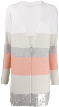 Fabiana Filippi Colour-Block Cardigan