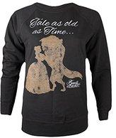 Disney Women's Tale Old As Time Sweatshirt
