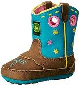 John Deere JD0157 Pull On Crib Boot (Infant/Toddler)