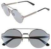 Bottega Veneta 59mm Semi Rimless Sunglasses