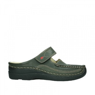 Wolky Women's Strap Cloggy