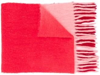 Isabel Marant Firna fringed-edge scarf