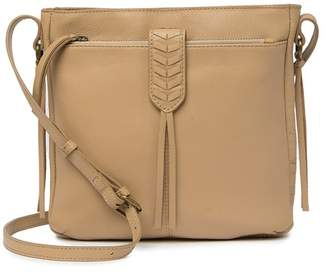 Lucky Brand Amber Leather Crossbody