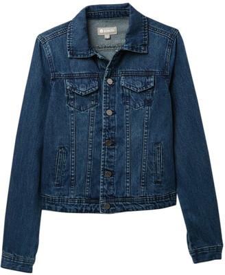 Tractr Basic Denim Jacket