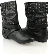 Monet Studded Boots
