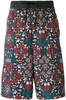 adidas floral print bermudas - men - Polyester - S