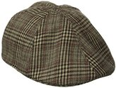 San Diego Hat Company San Diego Hat Co. Men's Plaid Ivy Driver Hat