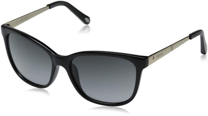 Fossil Women's FOS3038S Square Sunglasses