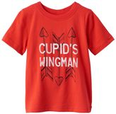 "Baby Boy Jumping Beans® ""Cupid's Wingman"" Tee"