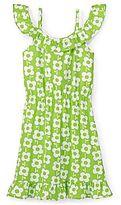 JCPenney Okie Dokie® Off-Shoulder Dress - Girls 2t-6x
