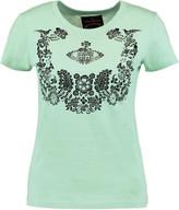 Vivienne Westwood Printed cotton-jersey T-shirt