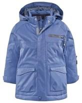 Mini A Ture Matt Blue Zip Ski Jacket