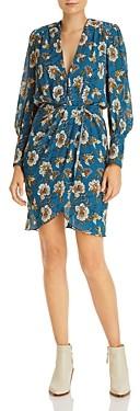 Derek Lam 10 Crosby Freya Floral Print Dress