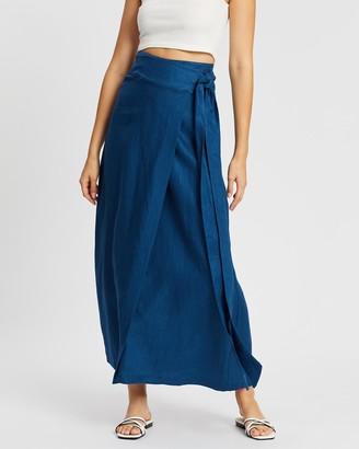 BONDI BORN Universal Wrap Skirt