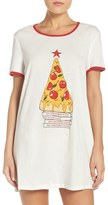 MinkPink Women's 'Oh Christmas Tree' Cotton Sleep Shirt
