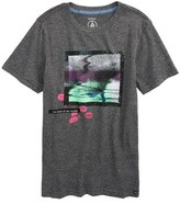 Volcom Boy's Tv Mag T-Shirt