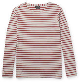 A.P.C. Joey Slim-Fit Striped Organic Cotton-Jersey T-Shirt