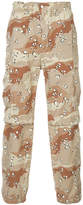 H Beauty&Youth patterned cargo trousers