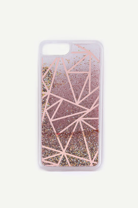 Ardene Liquid Glitter iPhone 6/7/8 Plus Case