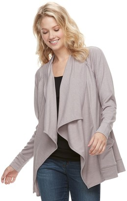 Sonoma Goods For Life Women's Supersoft Cascade Cardigan